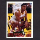 1994-95 Fleer Basketball #246 Fred Vinson - Atlanta Hawks