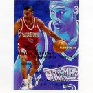 1995-96 Fleer Basketball #135 Dana Barros - Philadelphia 76ers
