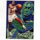 1995-96 Fleer Basketball #098 John Salley - Miami Heat