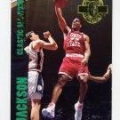 1993 Classic Four Sport Basketball #318 Jimmy Jackson Ex