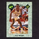 1991 Classic Basketball #40 Joey Wright - Phoenix Suns