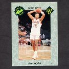 1991 Classic Basketball #28 Joe Wylie - Los Angeles Clippers