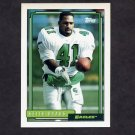 1992 Topps Football #520 Keith Byars - Philadelphia Eagles