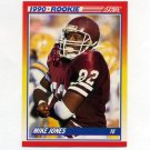 1990 Score Football #638 Mike Jones RC - Minnesota Vikings
