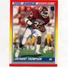 1990 Score Football #618 Anthony Thompson RC - Phoenix Cardinals