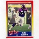 1990 Score Football #575 Chris Doleman - Minnesota Vikings