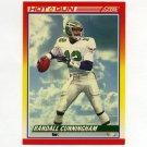 1990 Score Football #563 Randall Cunningham HG - Philadelphia Eagles