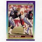 1990 Score Football #550 Tracy Rocker - Washington Redskins