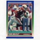1990 Score Football #425 Ron Wolfley - Phoenix Cardinals