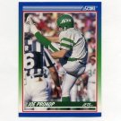 1990 Score Football #416 Joe Prokop - New York Jets
