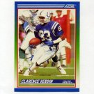 1990 Score Football #371 Clarence Verdin - Indianapolis Colts