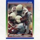 1990 Score Football #368 David Galloway - Phoenix Cardinals