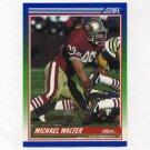 1990 Score Football #335 Michael Walter - San Francisco 49ers