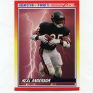 1990 Score Football #326 Neal Anderson GF - Chicago Bears