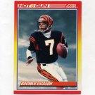 1990 Score Football #316 Boomer Esiason HG - Cincinnati Bengals