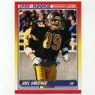 1990 Score Football #294 Joel Smeenge RC - New Orleans Saints