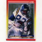 1990 Score Football #284 Steve Jordan - Minnesota Vikings