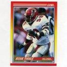 1990 Score Football #269 Jessie Tuggle RC - Atlanta Falcons