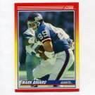 1990 Score Football #260 Mark Bavaro - New York Giants