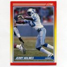 1990 Score Football #242 Jerry Holmes - Detroit Lions