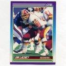1990 Score Football #202 Jim Lachey - Washington Redskins
