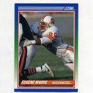 1990 Score Football #109 Eugene Marve - Tampa Bay Buccaneers