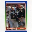 1990 Score Football #068 Rodney Holman - Cincinnati Bengals