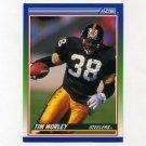 1990 Score Football #067 Tim Worley - Pittsburgh Steelers