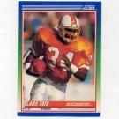 1990 Score Football #062 Lars Tate - Tampa Bay Buccaneers