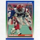 1990 Score Football #018 Jason Buck - Cincinnati Bengals