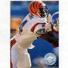 1991 Pro Set Platinum Football #314 Alfred Williams RC - Cincinnati Bengals
