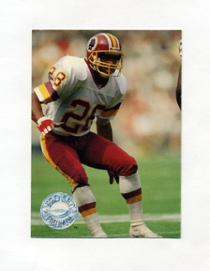 1991 Pro Set Platinum Football #280 Darrell Green - Washington Redskins