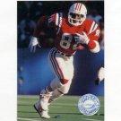 1991 Pro Set Platinum Football #230 Irving Fryar - New England Patriots