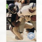 1991 Pro Set Platinum Football #155 Tim McKyer - Atlanta Falcons