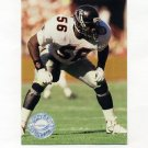 1991 Pro Set Platinum Football #152 Darion Conner - Atlanta Falcons