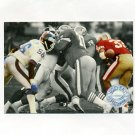 1991 Pro Set Platinum Football #148 Lawrence Taylor PP - New York Giants