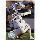 1991 Pro Set Platinum Football #145 Dean Biasucci PP - Indianapolis Colts