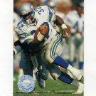 1991 Pro Set Platinum Football #111 John L. Williams - Seattle Seahawks