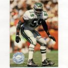 1991 Pro Set Platinum Football #090 Seth Joyner - Philadelphia Eagles