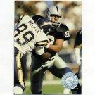 1991 Pro Set Platinum Football #055 Greg Townsend - Los Angeles Raiders