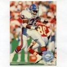 1991 Pro Set Platinum Football #030 Simon Fletcher - Denver Broncos