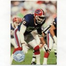 1991 Pro Set Platinum Football #006 Darryl Talley - Buffalo Bills