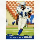 1993 Pro Set Football #416 Eugene Robinson - Seattle Seahawks