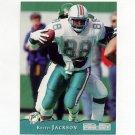 1993 Pro Set Football #249 Keith Jackson - Miami Dolphins