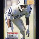 1993 Power Football Gold #045 Tony Stargell - Indianapolis Colts