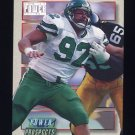 1993 Power Update Football Prospects #50 Coleman Rudolph RC - New York Jets