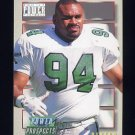1993 Power Update Football Prospects #45 Leonard Renfro RC - Philadelphia Eagles