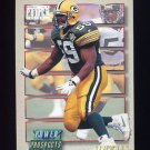 1993 Power Update Football Prospects #29 Wayne Simmons RC - Green Bay Packers