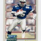 1993 Power Update Football Prospects #24 Kevin Williams RC - Dallas Cowboys