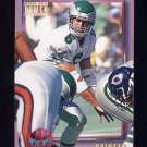 1993 Power Update Moves Football #47 Bubby Brister - Philadelphia Eagles